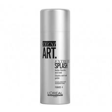 EXTREME SPLASH - Elastīga želeja slapju matu efektam 150 ml
