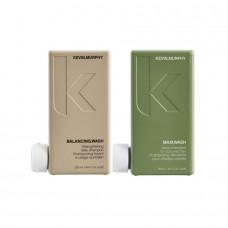 Detox Balancing.Wash 250ml+ Maxi.Wash 250ml 25% Šampūnu komplekts
